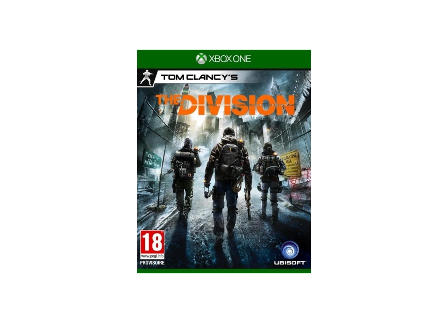 jeux vid o tom clancy 39 s the division xbox one d 39 occasion. Black Bedroom Furniture Sets. Home Design Ideas