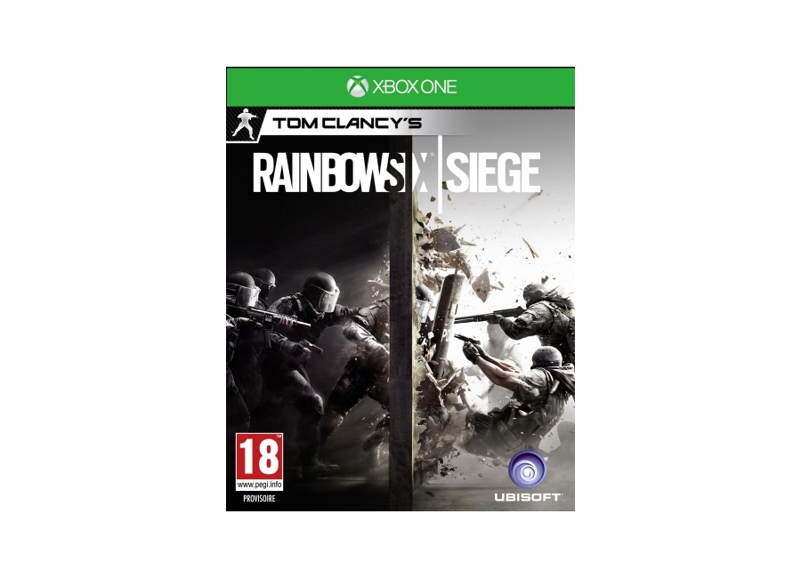 jeux vid o tom clancy 39 s rainbow six siege xbox one d 39 occasion. Black Bedroom Furniture Sets. Home Design Ideas