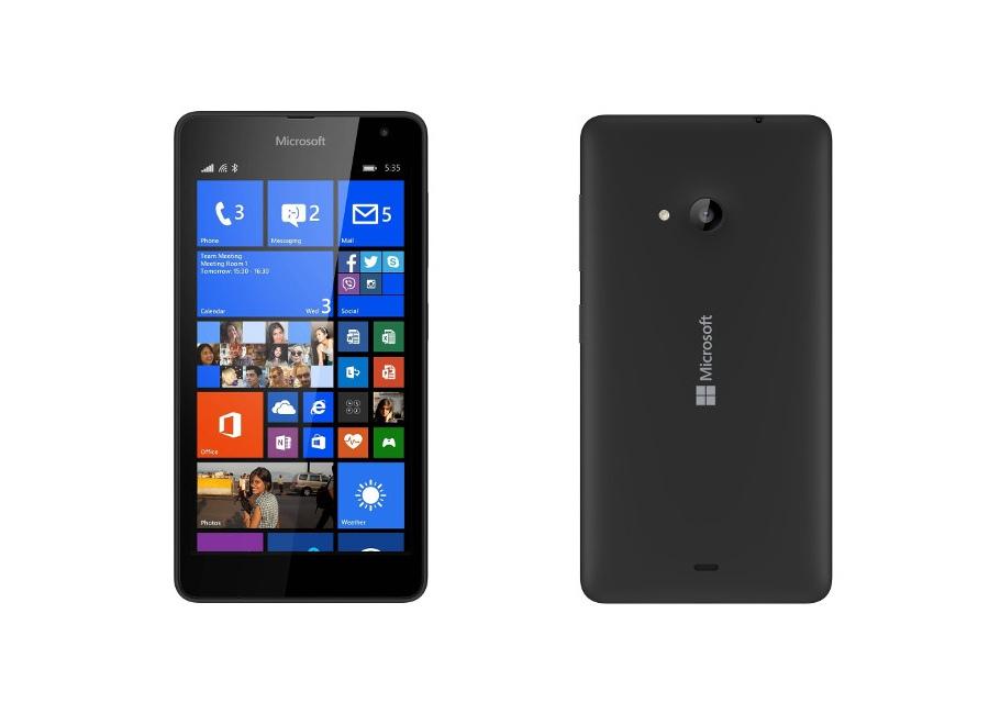 smartphones microsoft lumia 535 noir 8 go d bloqu d 39 occasion. Black Bedroom Furniture Sets. Home Design Ideas