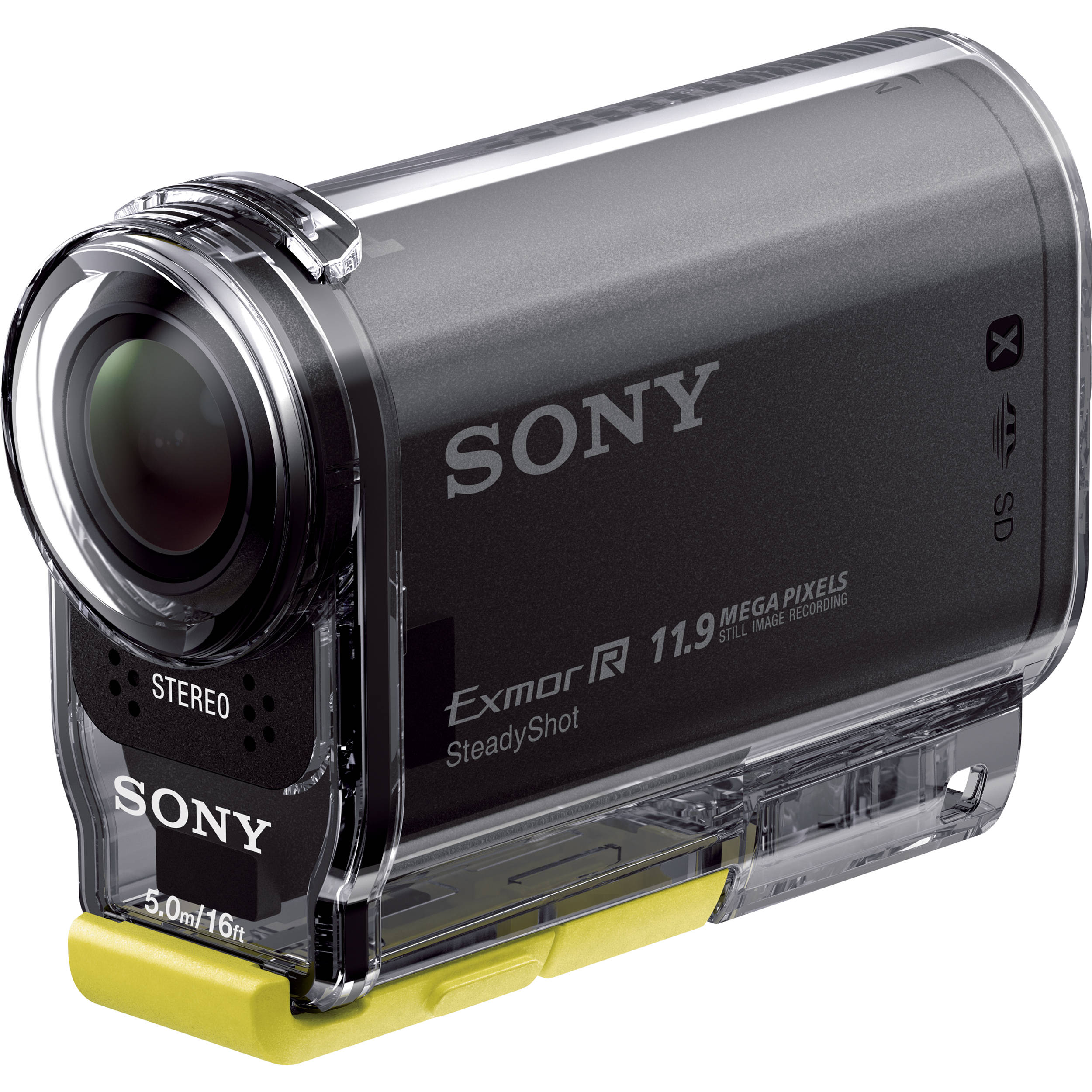 sports d 39 action cam ra sony hdr as20 d 39 occasion. Black Bedroom Furniture Sets. Home Design Ideas