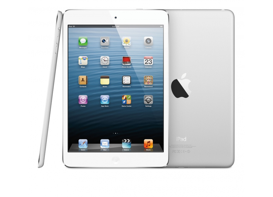 tablette apple ipad mini 2 16 go blanc d 39 occasion. Black Bedroom Furniture Sets. Home Design Ideas