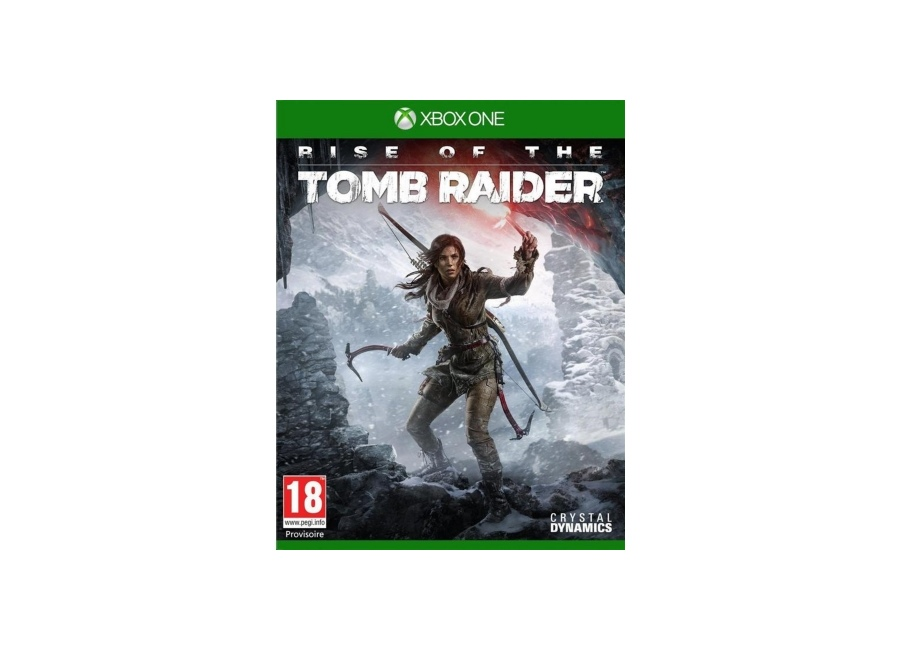 jeux vid o rise of the tomb raider xbox one d 39 occasion. Black Bedroom Furniture Sets. Home Design Ideas