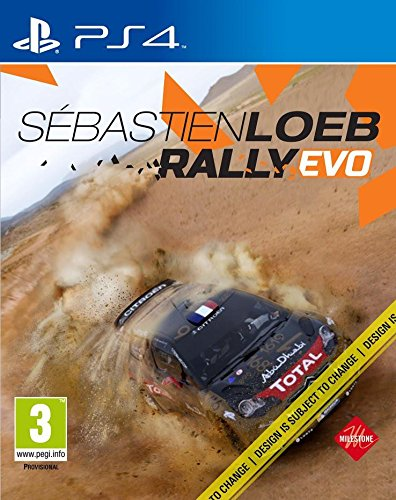 jeux vid o s bastien loeb rally evo playstation 4 ps4 d 39 occasion. Black Bedroom Furniture Sets. Home Design Ideas