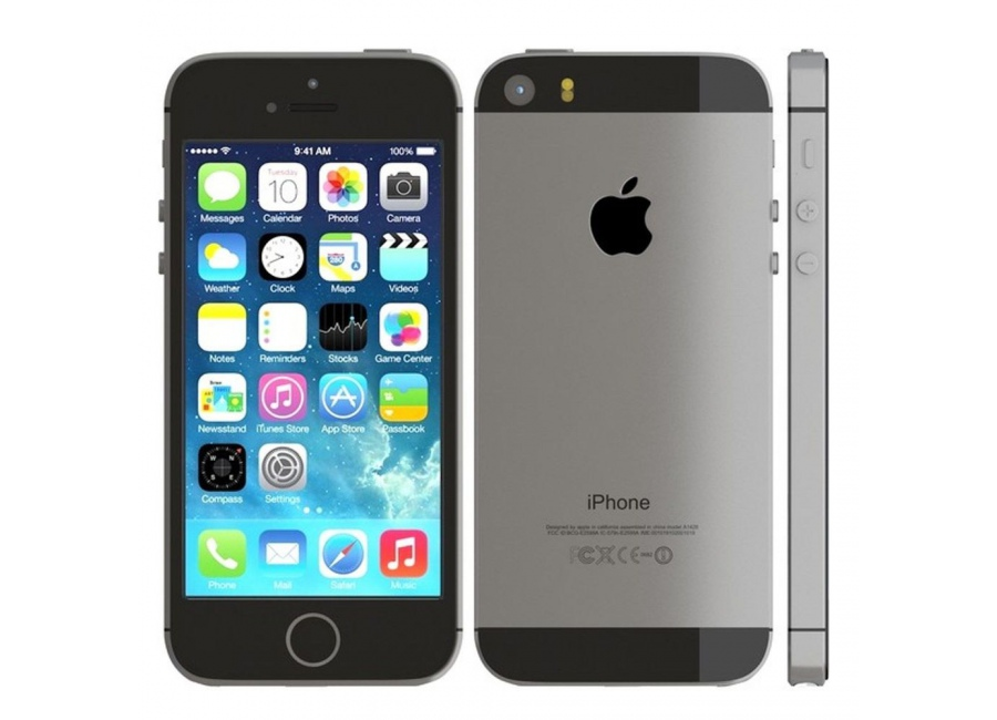 apple iphone 5s gris sid ral 16 go d bloqu d 39 occasion
