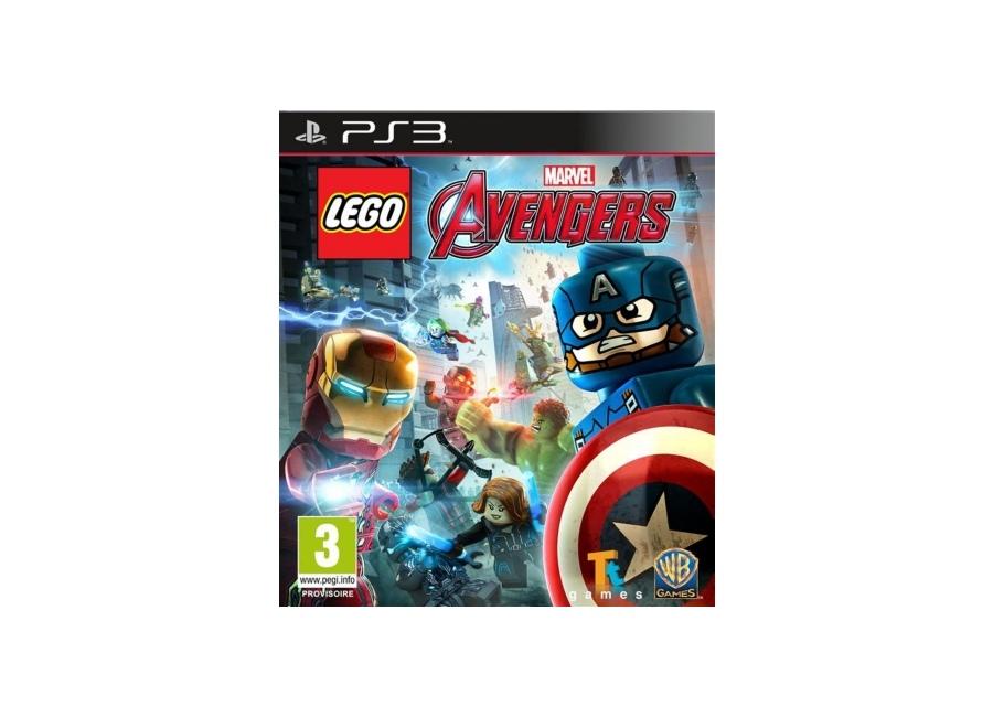 Jeux vid o lego marvel 39 s avengers playstation 3 ps3 d 39 occasion - Jeux de lego avengers gratuit ...
