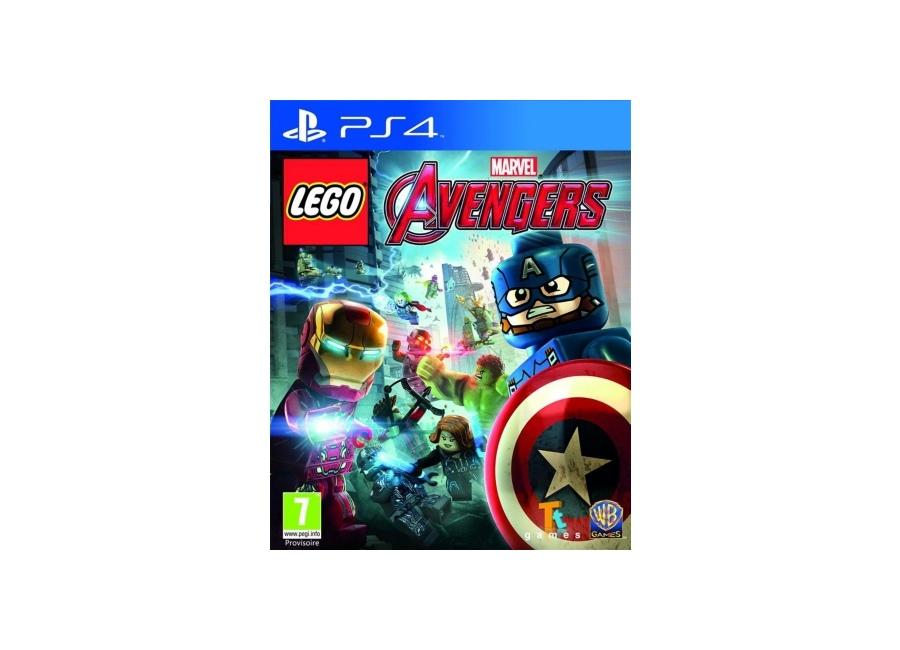 Jeux vid o lego marvel 39 s avengers playstation 4 ps4 d 39 occasion - Jeux de lego avengers gratuit ...