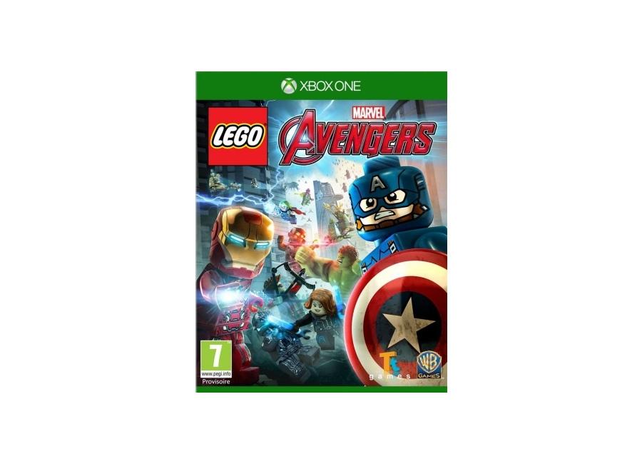 Jeux vid o lego marvel 39 s avengers xbox one d 39 occasion - Jeux de lego avengers gratuit ...