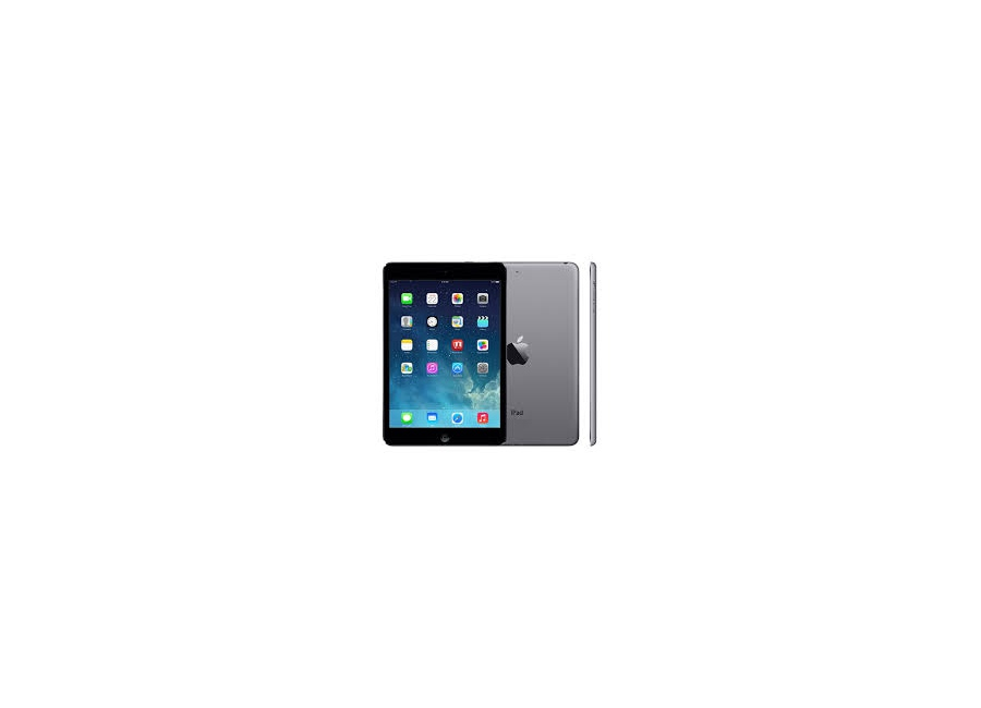 tablette apple ipad mini 2 32 go noir d 39 occasion. Black Bedroom Furniture Sets. Home Design Ideas