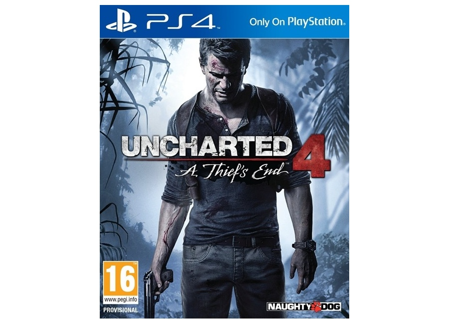 jeux vid o uncharted 4 a thief 39 s end playstation 4 ps4 d. Black Bedroom Furniture Sets. Home Design Ideas