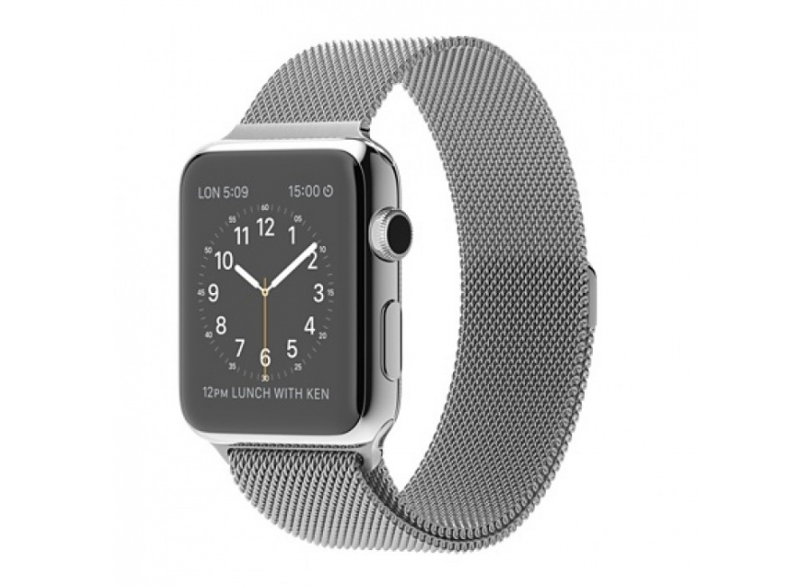 montre intelligente apple watch 42 mm d 39 occasion. Black Bedroom Furniture Sets. Home Design Ideas
