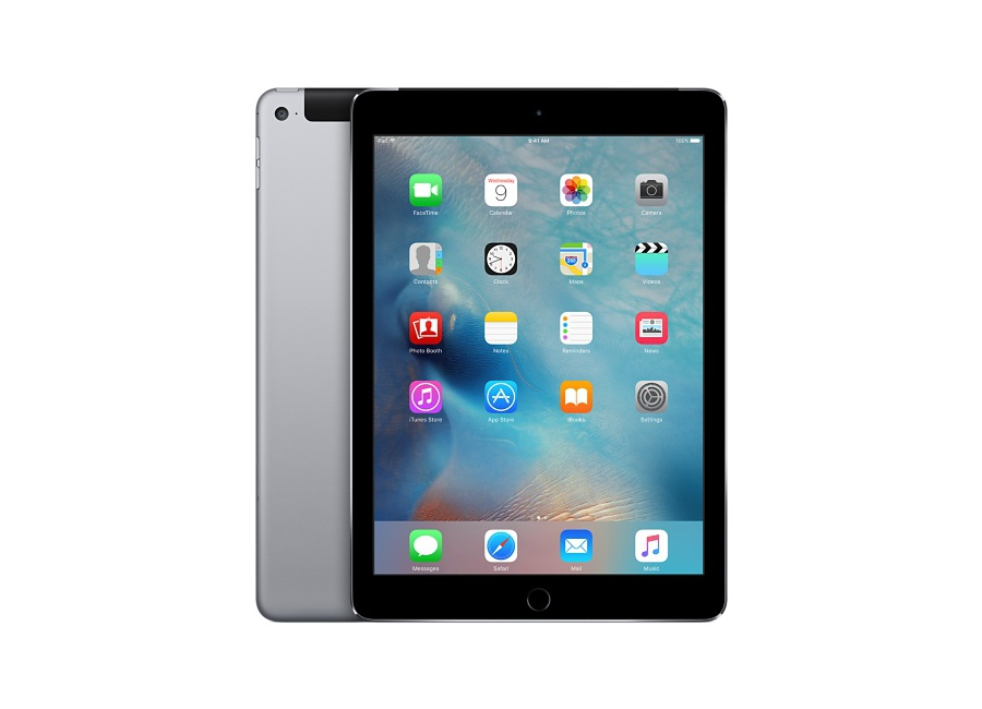 tablette apple ipad air 2 gris 16 go 4g 3g 4g d 39 occasion. Black Bedroom Furniture Sets. Home Design Ideas