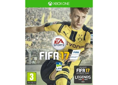jeux vid o fifa 17 xbox one d 39 occasion. Black Bedroom Furniture Sets. Home Design Ideas