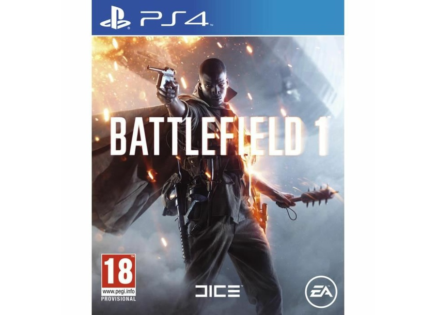 jeux vid o ps4 battlefield 1 playstation 4 ps4 d 39 occasion. Black Bedroom Furniture Sets. Home Design Ideas