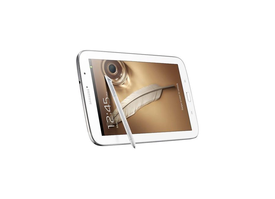 tablette samsung galaxy note gt n5110 16go blanc d 39 occasion. Black Bedroom Furniture Sets. Home Design Ideas