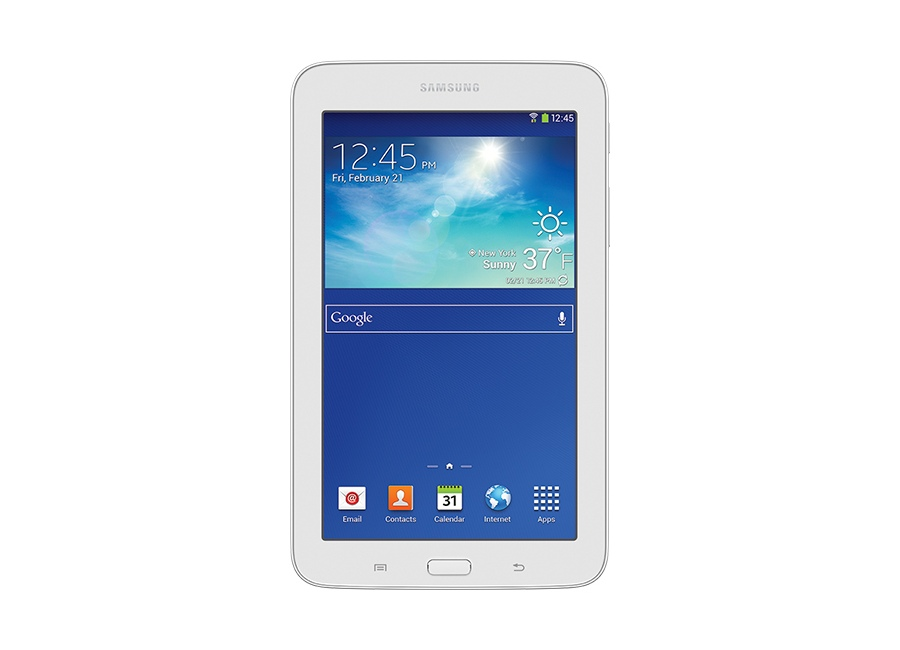 tablette samsung galaxy tab 3 lite 7 0 8go 3g blanc d 39 occasion. Black Bedroom Furniture Sets. Home Design Ideas