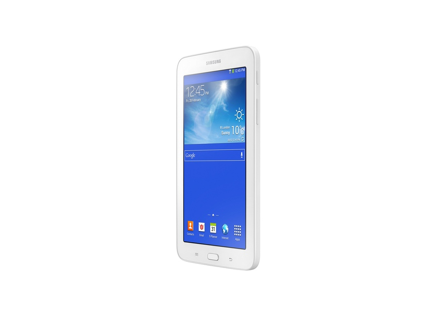 Tablette samsung galaxy tab 3 lite sm t110 8go blanc d 39 occasion - Samsung galaxy tab 3 7 8go lite blanc ...