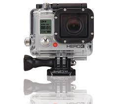 sports d 39 action cam ra go pro hero 3 gris d 39 occasion. Black Bedroom Furniture Sets. Home Design Ideas