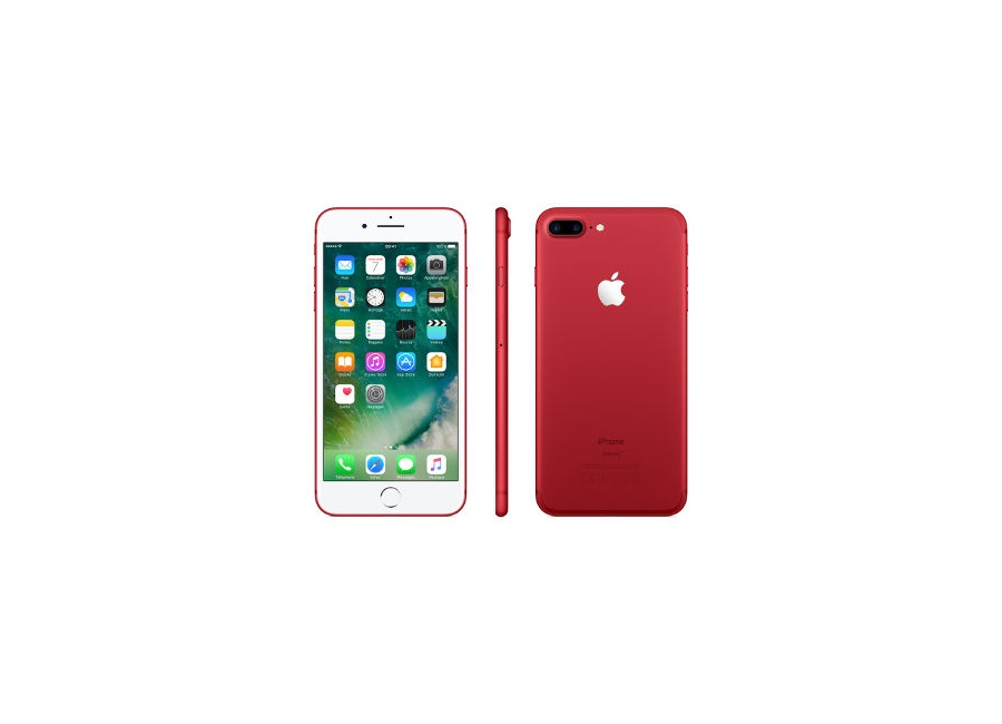 smartphones apple iphone 7 plus rouge 128 go d bloqu d 39 occasion. Black Bedroom Furniture Sets. Home Design Ideas