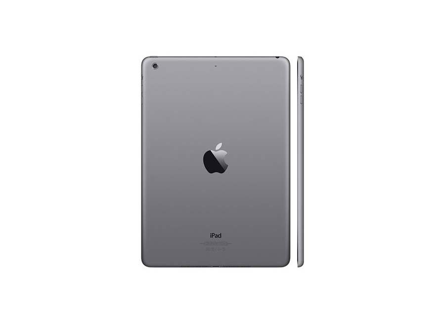 tablette apple ipad air 2 gris sid ral 128 go 9 7 d. Black Bedroom Furniture Sets. Home Design Ideas