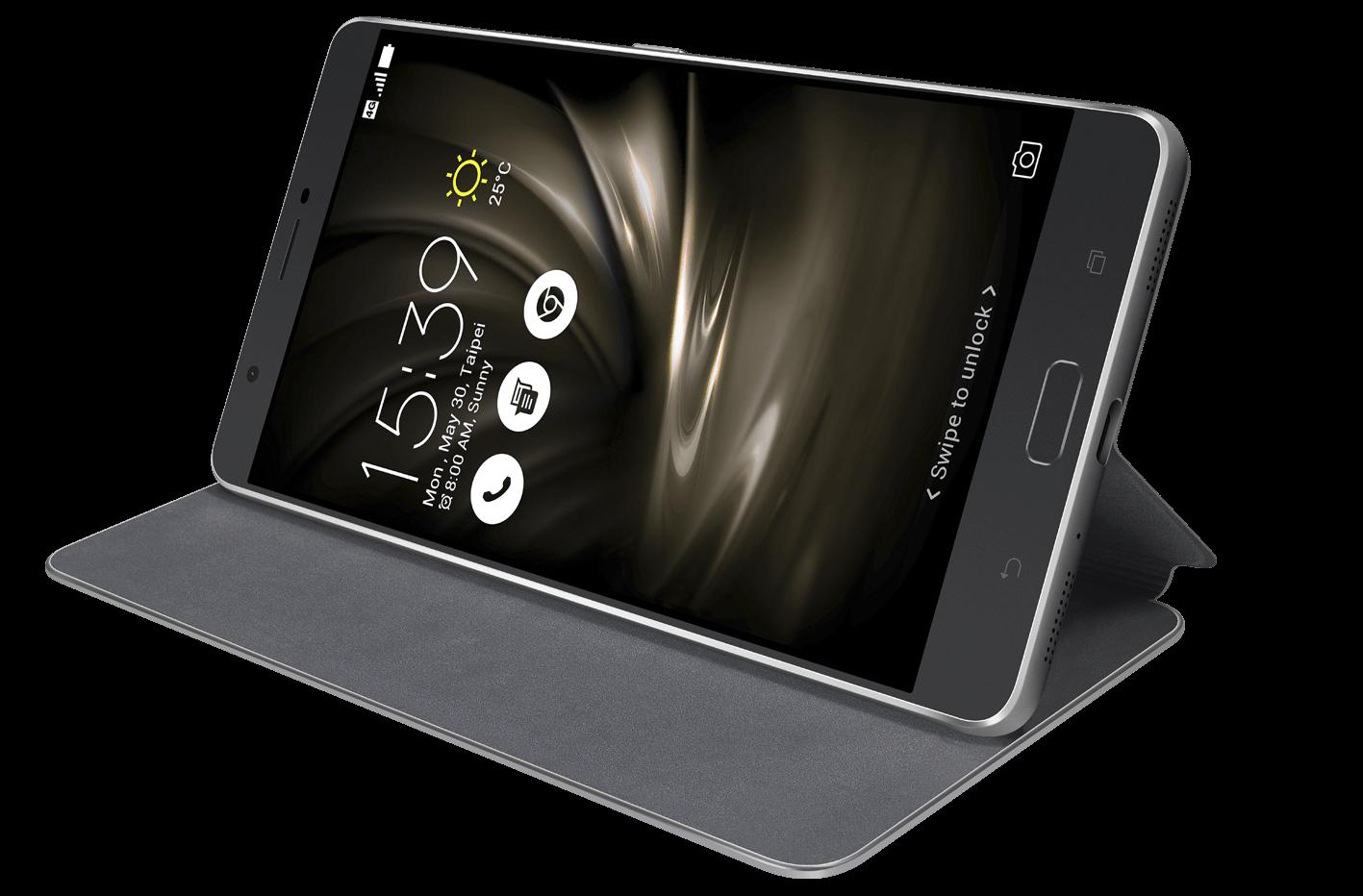 Smartphones ASUS ZenFone 3 Ultra Gris 64 Go Debloque Doccasion