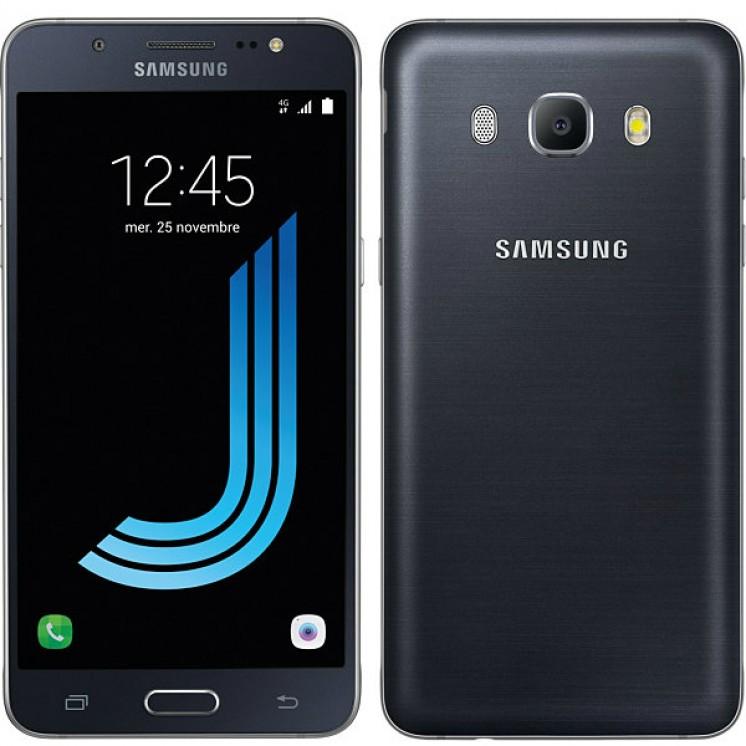 smartphones samsung galaxy j5 2016 noir 16 go d bloqu d 39 occasion. Black Bedroom Furniture Sets. Home Design Ideas